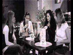 Francúzske divadielko - Cafe de problemes